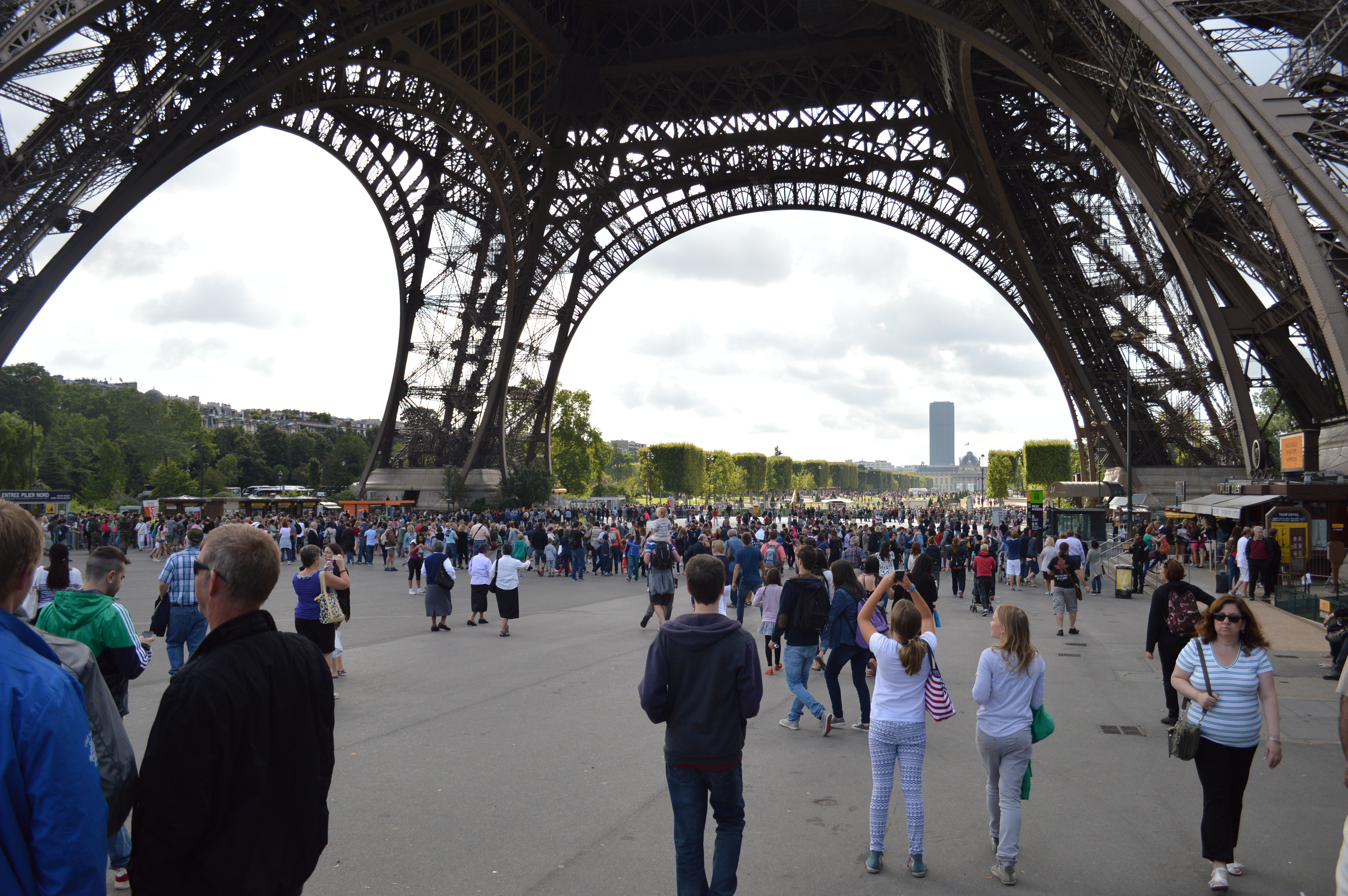 Eiffel Tower – Our Bold Life